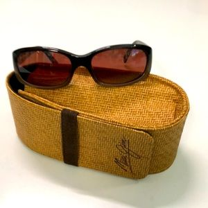 Maui Jim Punchbowl - Chocolate Fade / Maui Rose